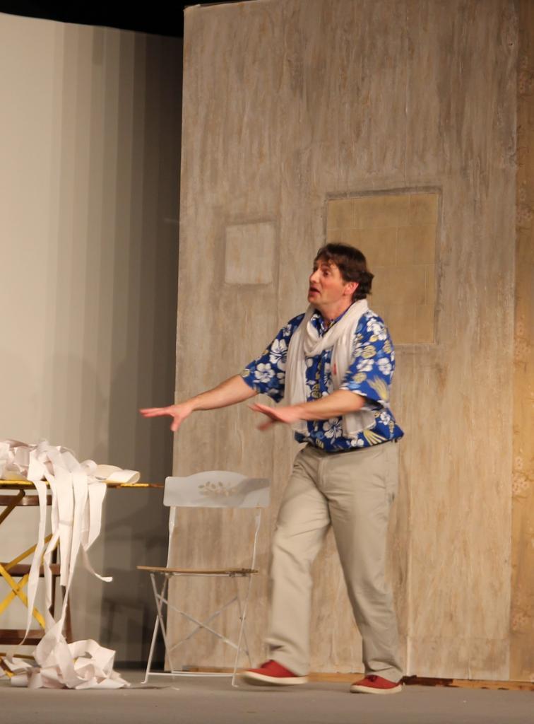2015/2016 : 40 ans de théâtre à Exireuil (Le casse)