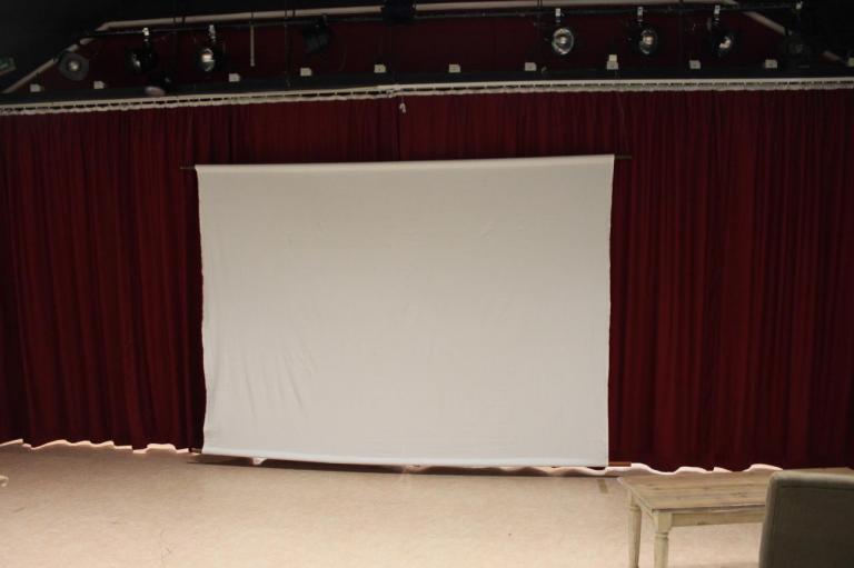 Tiens ! C'est du théâtre ou du cinéma ?