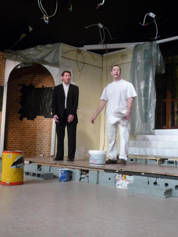 Acte 1 : La vie de chantier