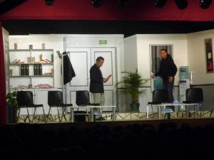 TOC-TOC Une pièce de Laurent Baffie par les ArtScène