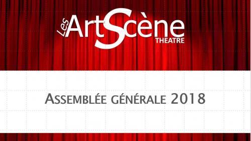 Assemblee Genrale 2018 theatre exireuil
