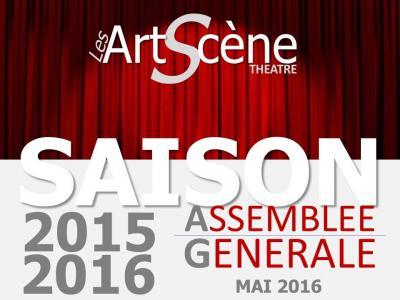 Assemblee generale des artscene 2016
