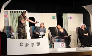 Promis juré crashé, une comédie de SteF Russeil