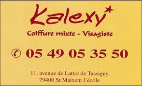 Salon de coiffure Kalexy