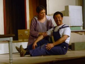 La vie de chantier de Dany Boon par les ArtScène