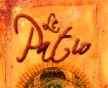 Restaurant Le Patio Azay Le Brulé